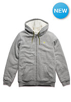 ETNIES Kids Classic Sherpa Hooded Zip Sweat grey/heather