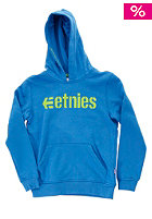 ETNIES Kids Corporate Hooded Sweat blue/green