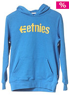 ETNIES Kids Corporate Hooded Sweat royal