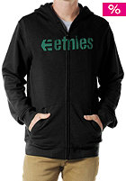 ETNIES Kids Corporate Hooded Zip Sweat black