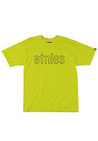 ETNIES Kids Corporate Outline S/S T-Shirt lime