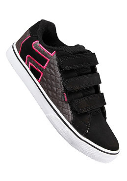 ETNIES KIDS/ Fader Vulc Strap black/black/pink