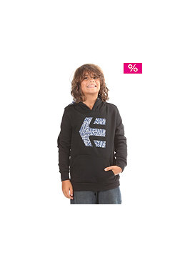 ETNIES Kids Icon Fill Hooded Sweat black/blue