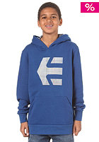 ETNIES Kids/ Icon Fill Hooded Sweat royal