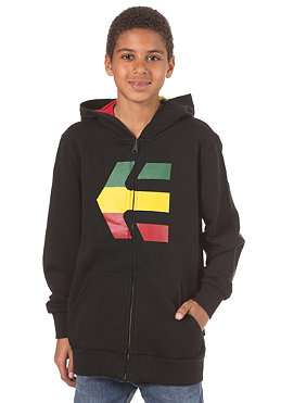 ETNIES Kids/ Icon Fill Hooded Zip Sweat black
