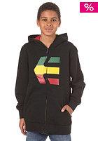 ETNIES Kids Icon Fill Hooded Zip Sweat black