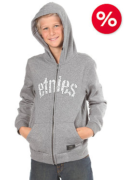 ETNIES Kids Laced Hooded Zip Sweat grey/heather