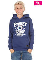 ETNIES Kids/ Trademark Hooded Sweat navy