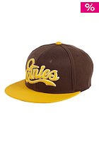 ETNIES League 210 Fit Hat dark chocolate