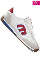 ETNIES Lo-Cut II LS white/blue/red