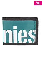 ETNIES Lock Up Wallet teal