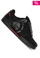 ETNIES Metal Mulisha Charter Low Top black/red/grey