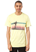 ETNIES Mirage S/S T-Shirt light yellow