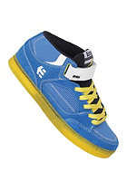 ETNIES Number Mid Hi Top blue/yellow