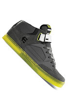 ETNIES Number Mid Hi Top grey/green
