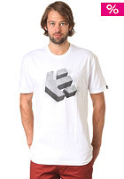 ETNIES Outer Dimension S/S T-Shirt white