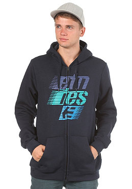 ETNIES Parker Hooded Zip Sweat navy