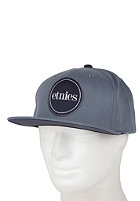 ETNIES Rounders Snapback Cap dusty blue