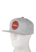 ETNIES Rounders Snapback Cap light grey
