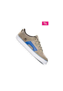 ETNIES RVS Low Top Vulcanized dark tan/blue/white