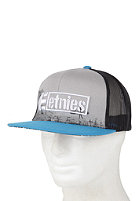 ETNIES Silhouette Trucker cap black/royal