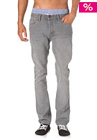 ETNIES Slim Fit Denim Pant grey worn