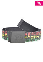ETNIES Staple Graphic 2 Belt red/gold