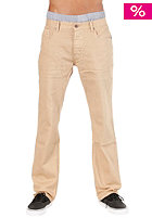 ETNIES Straight Fit Denim Pant 2013 taupe
