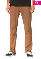 ETNIES Straight Fit Denim Pant copper