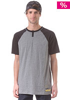 ETNIES Unitetis Henley Shirt grey/heather