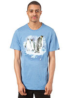 ETNIES Wild Out S/S T-Shirt blue/heather