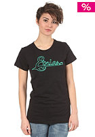 ETNIES Womens Ballpark S/S T-Shirt black