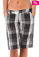 ETNIES Womens Cali Shores Plaid Short black/white