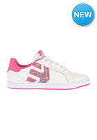 ETNIES Womens Fader LS white plaid