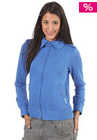 ETNIES Womens Gabby Hooded Zip Sweat blue