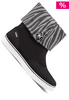ETNIES Womens Lounge black/grey/white