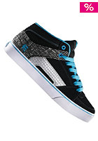 ETNIES Womens RVM black/white/turquoise