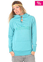 ETNIES Womens Sadie II Hooded Sweat teal