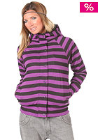 ETNIES Womens The Clank Hooded Jacket purple
