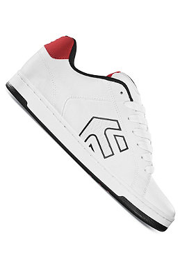 ETNIES Wraith white/black/red