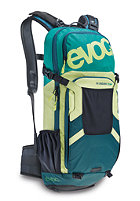 EVOC Enduro Team 16L Backpack green/lime/petrol