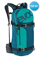 EVOC FR Day Team 16L Backpack petrol