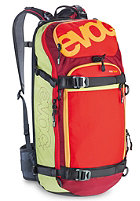 EVOC FR Pro Team 20L Backpack lime/red/ruby
