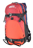 EVOC Line 28L Backpack navy/red/ruby