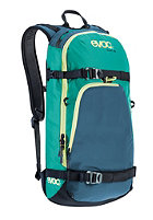 EVOC Slope 18L Backpack petrol/green
