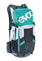 EVOC Womens Enduro Team 16L Backpack black/white/green