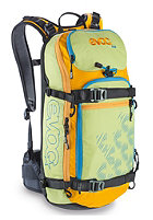 EVOC Womens FR Pro 20L Backpack lime/orange