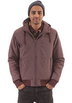 EZEKIEL Emmett Jacket deep wine