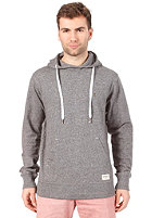 EZEKIEL Focus Hooded Fleece Sweat heather black
