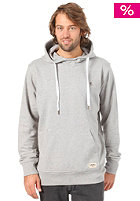 EZEKIEL Focus Hooded  Fleece Sweat heather grey